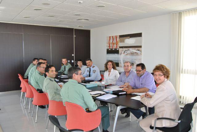 La Junta Local de Seguridad se reúne para abordar las campañas de seguridad en vacaciones - 1, Foto 1