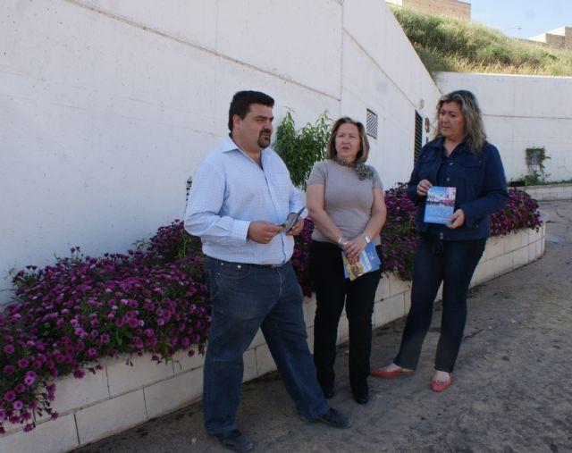 Puerto Lumbreras presenta el programa de actividades culturales y turísticas que se desarrollarán en el conjunto de Casas Cueva y el Castillo de Nogalte - 1, Foto 1