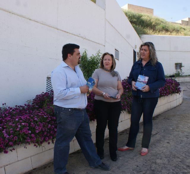 Puerto Lumbreras presenta el programa de actividades culturales y turísticas que se desarrollarán en el conjunto de Casas Cueva y el Castillo de Nogalte - 2, Foto 2