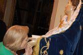 El blanco y el azul abre las procesiones de Semana Santa en Las Torres de Cotillas