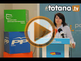 La candidata del PP a la alcaldía de Totana presenta el documento que recoge las '200 propuestas para Totana'