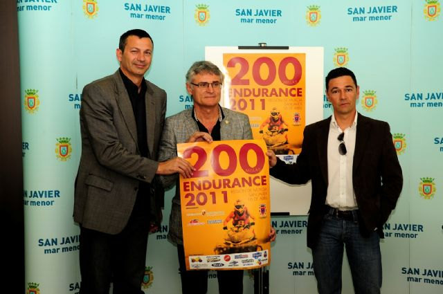 La playa de Santiago de la Ribera acoge mañana el Endurance 200 Millas San Javier - 1, Foto 1