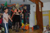 La obra teatral 'La bruja Risitas' desborda de alegría en el colegio Nuestra Señora del Carmen de Alguazas