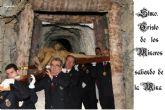 Inaugurada en La Unión la exposición ´El Cristo y la Mina´ de Antonio Meroño ´Jayam´