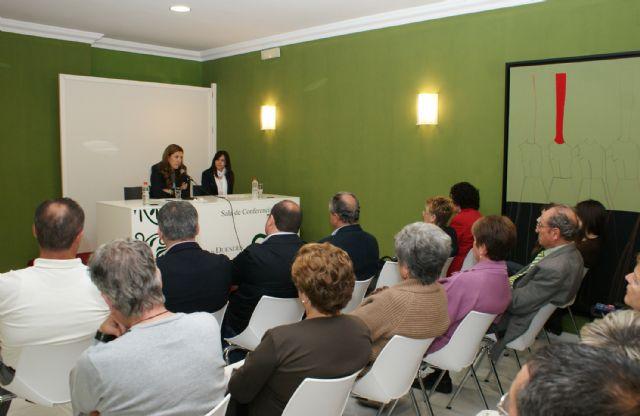 La periodista Carmen Gurruchaga ofreció en Puerto Lumbreras la conferencia La información como prioridad profesional para la ciudadanía - 1, Foto 1