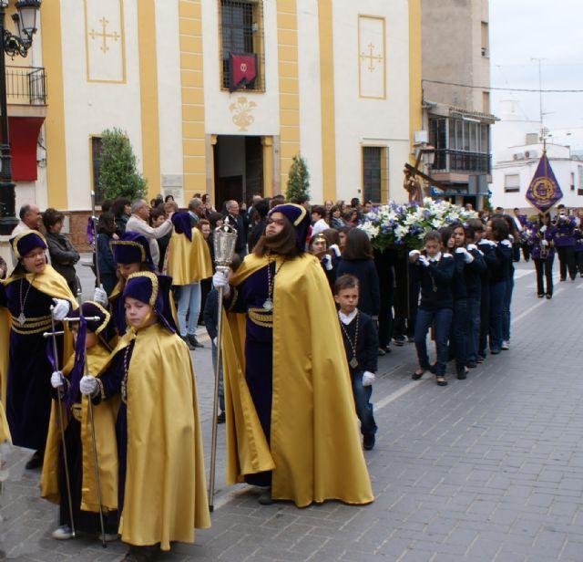 Puerto Lumbreras celebra la tradicional Procesión Infantil - 1, Foto 1