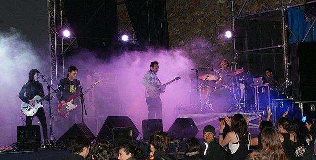 Los conciertos de la VIII de Explum reunieron en Puerto Lumbreras a más de 2000 personas de diferentes puntos de España - 1, Foto 1