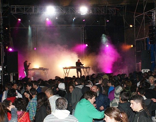Los conciertos de la VIII de Explum reunieron en Puerto Lumbreras a más de 2000 personas de diferentes puntos de España - 3, Foto 3