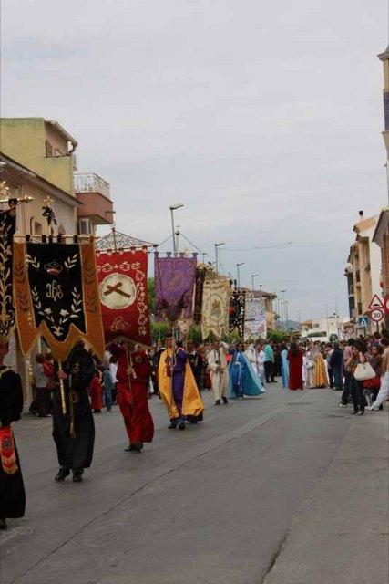 Rotundo éxito de la primera procesion infantil de la Semana Santa de Archena - 4, Foto 4