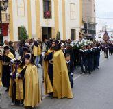 Puerto Lumbreras celebra la tradicional Procesión Infantil