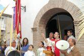 Las palmas y ramos de olivo toman las calles de Las Torres de Cotillas