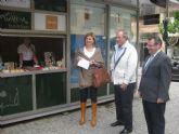 El Punto de Información Turística de Romea abre al público y ofrece productos artesanos de la Región
