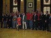 El Alcalde felicita al CB Murcia por su ascenso a la ACB