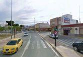 Corte al tráfico por obras en Peroniño