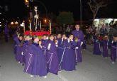 El Jesús Cautivo y la Macarena iluminaron el Martes Santo torreño