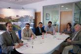 La Comisión de Seguimiento del Plan de Dinamización Turística de Puerto Lumbreras se reúne para seguir valorando nuevas actuaciones para fomentar el turismo de la ciudad