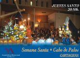 Tele5 dará a conocer el Jueves Santo de Cabo de Palos