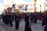 Puerto Lumbreras acogió el tradicional Vía Crucis hasta el Castillo de Nogalte recientemente rehabilitado