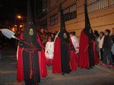 La Unión luce a su Cristo de los Mineros en Jueves Santo