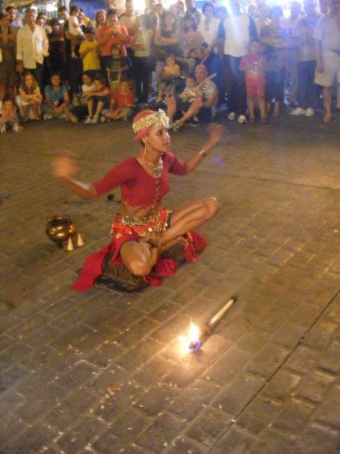 Mercado medieval en Alhama de Murcia, Foto 3