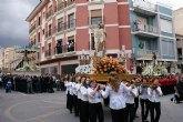 Puerto Lumbreras culmina su Semana Santa 2011 con la procesión del Encuentro