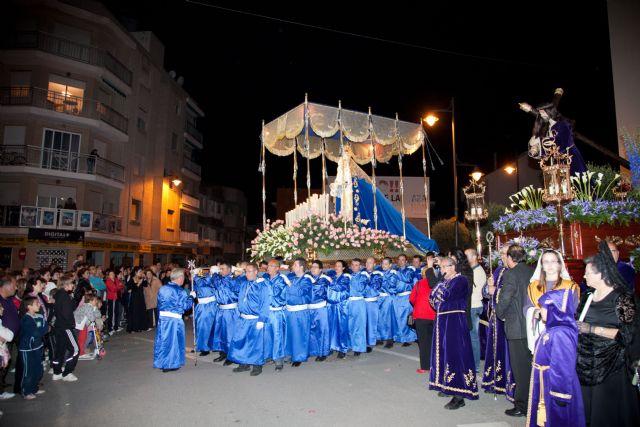 Procesión de Nuestro Padre Jesús Nazareno en Puerto de Mazarrón - 1, Foto 1