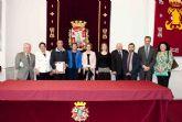 Eduardo Zaplana rindió homenaje a los Cartageneros Ausentes
