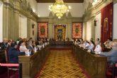 Pleno extraordinario para determinar la composición de las mesas electorales