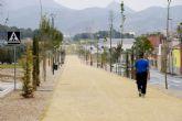 La Policía Local intensificará su presencia en la Vía Verde para evitar que proliferen los excrementos de los perros