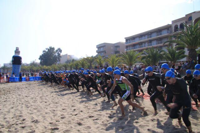 Este sábado, 30 de abril, Mazarrón arropará el ´XXII triatlón nacional villa de Fuente Álamo´ - 1, Foto 1