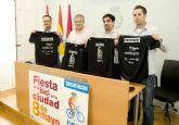 La XI Fiesta de la Bicicleta de Cartagena traspasa fronteras