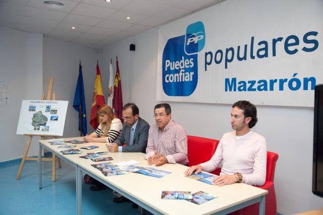 Marín y Blaya presentan ´Mazarrón Logístico´, el despegue industrial del municipio - 2, Foto 2