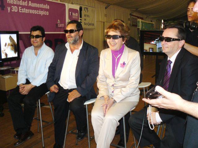 Sicarm 2011 descubre al público la utilidad práctica de las nuevas tecnologías en el parque Almansa - 1, Foto 1