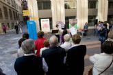 La alcaldesa abre un emotivo homenaje a Josefina Soria