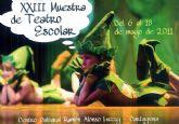 XXIII Muestra de Teatro Escolar, con nueve centros educativos participantes