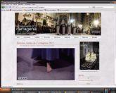 La web de Semana Santa superó las 50.000 visitas