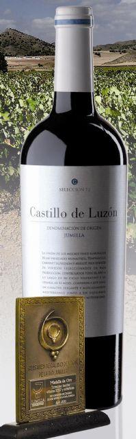 Castillo de Luzón se hace con el Oro en el XVII certamen de calidad con D.O. de Jumilla, Foto 1