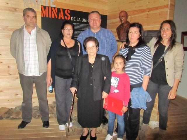El Flamenco y Pencho Cros ya lucen de la mano en el museo del Cante de las Minas - 1, Foto 1