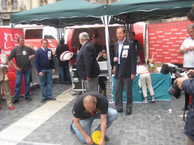 Cámara participa en el Lanzamiento de Hueso de Oliva - 1, Foto 1