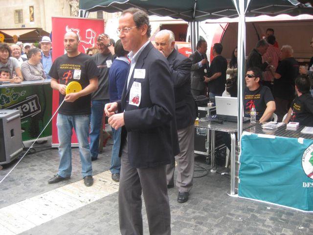 Cámara participa en el Lanzamiento de Hueso de Oliva - 3, Foto 3