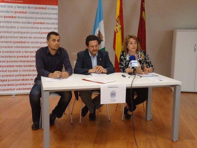 San Pedro contará con una red de participación juvenil gestionada por jóvenes y asociaciones del municipio - 1, Foto 1