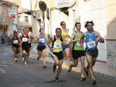 Medido millar de corredores participan en la 'XXXI Carrera Pedestre de Ceutí, 1° de Mayo', el domingo