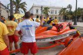 La ESPAC forma a los voluntarios de Protección Civil