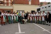 La Reina de la Huerta y sus Damas de Honor visitan las instalaciones de la Guardia Civil de Murcia