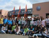 Un grupo de 34 alumnos del IES Infanta Elena participó en una intercambio escolar en Francia