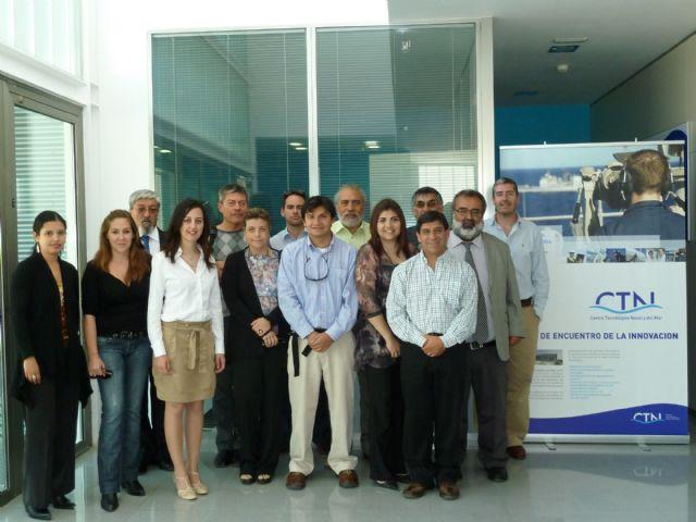 El CTN le muestra su modelo de negocio a una universidad chilena - 1, Foto 1