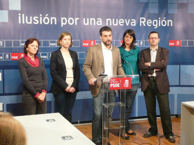 Los candidatos y candidatas socialistas a la Asamblea Regional hacen públicos los datos de sus ingresos y de sus patrimonios - 1, Foto 1