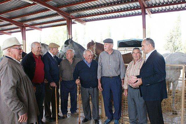 Inaugurada la tradicional Feria de Ganado Equino de Puerto Lumbreras 2011 - 1, Foto 1