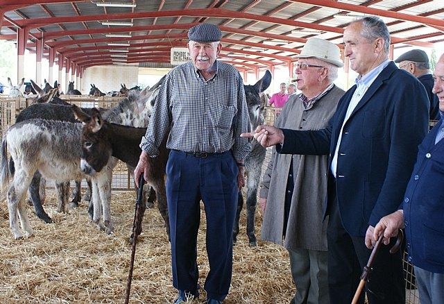 Inaugurada la tradicional Feria de Ganado Equino de Puerto Lumbreras 2011 - 2, Foto 2