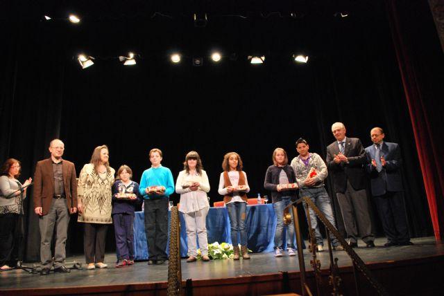 Ana María Estepa Román recoge el premio de poesía Humberto Tenedor - 1, Foto 1